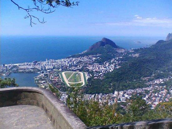 Statue du Christ Rédempteur : Río de Janeiro