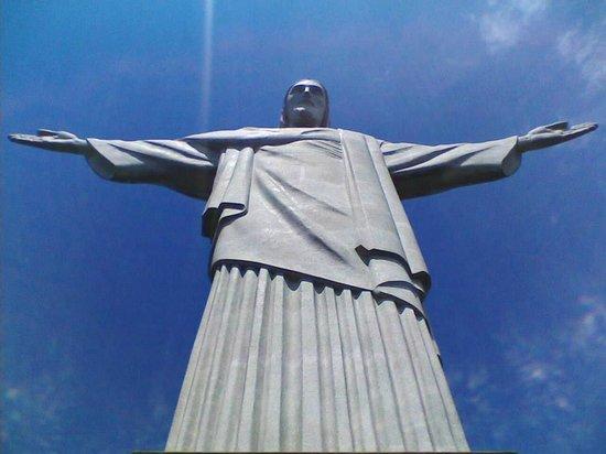 Statue du Christ Rédempteur : Cristo Redentor
