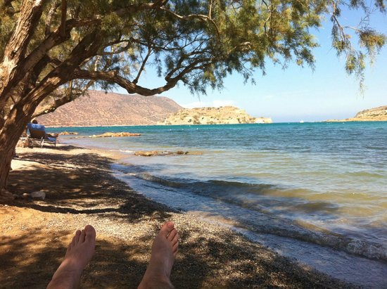 Domes of Elounda, Autograph Collection : Private Beach