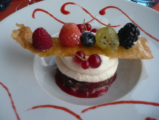 Escapades: le dessert