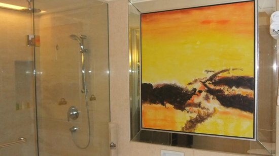 Days Hotel & Suites Xinxing Xi'an: Łazienka