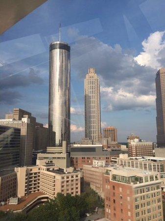 SKYVIEW Atlanta: Vista do centro Atlanta