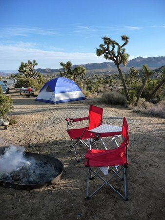 Black Rock Campground: Other campsites are close by