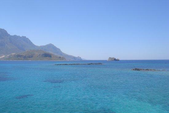 Cretan Daily Cruises - Gramvousa Balos : Gramvousa-Balos