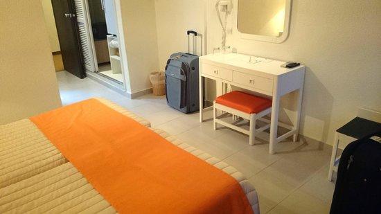 Aquis Park Hotel : Room 525