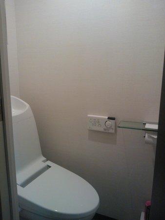 S-peria Hotel Nagasaki: bathroom