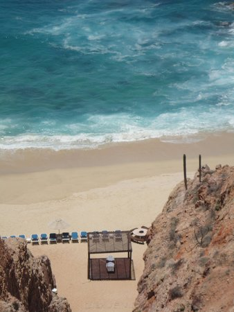 Club Regina Los Cabos: muy buena playa.