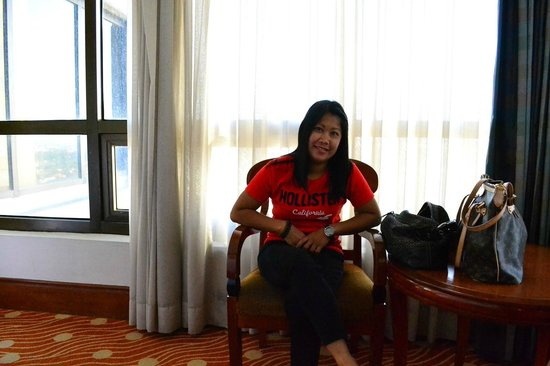Holiday Inn Manila Galleria : My Sister