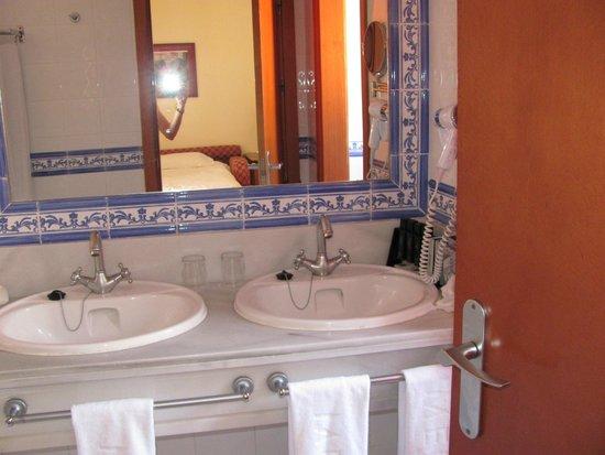 Melia Jardines del Teide: Bagno junior suite
