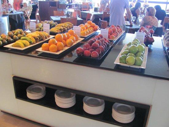 Melia Jardines del Teide: Particolare del buffet