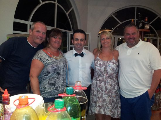 Diana Palace Hotel : group holiday