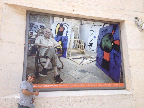 Fundació Pilar i Joan Miró a Mallorca: o velho Joan