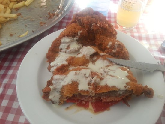 Sidreria El Asturiano : Delicioso