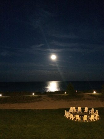 Blue Harbor Resort: Late night Blue Harbor