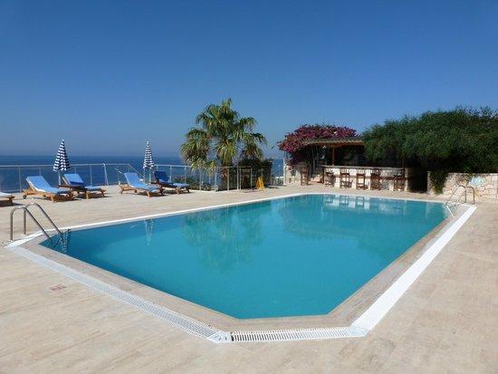Hotel Cachet: Pool area