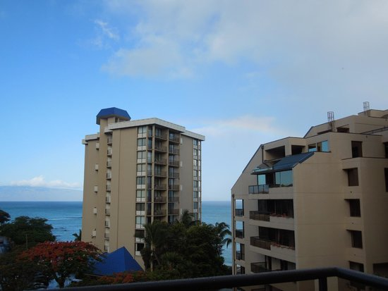 Sands of Kahana: View from the room in building 1