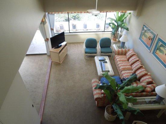 Sands of Kahana: spacious rooms