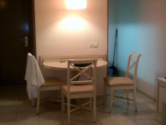 Viva Menorca: seating area