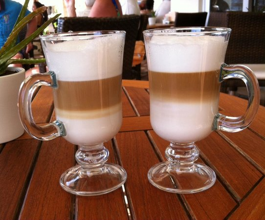 Kefaluka Resort: Coffee