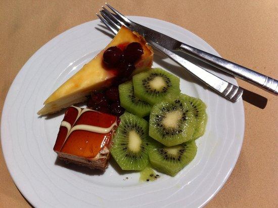 Kefaluka Resort: Dessert