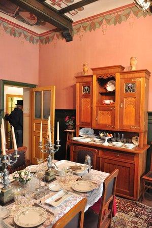 Musee Art Nouveau : interieur