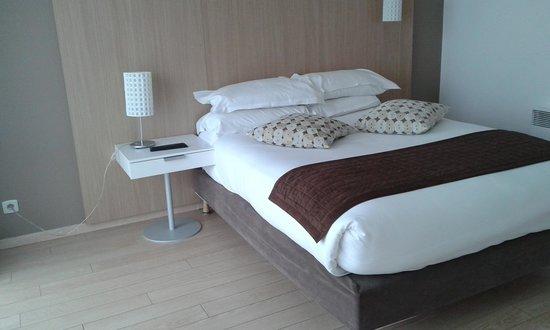 Residhome Appart Hotel Seine Saint Germain : chambre
