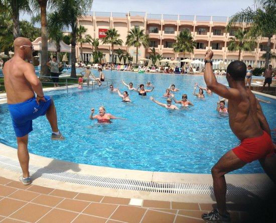 ClubHotel Riu Guarana: Aqua Gym