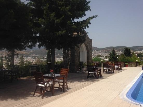 Hotel Manastir : lunch and dinner area