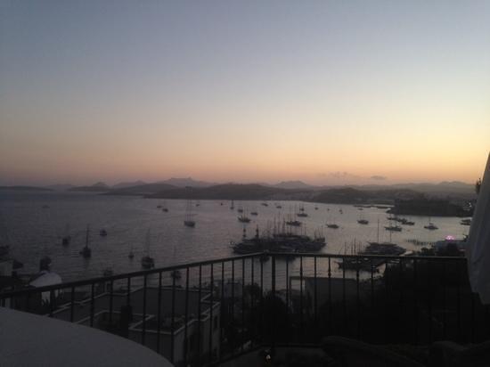 Hotel Manastir : views from room