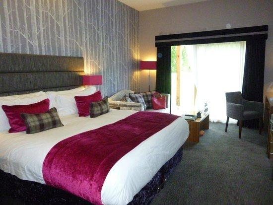 Fonab Castle Hotel: Woodland Room