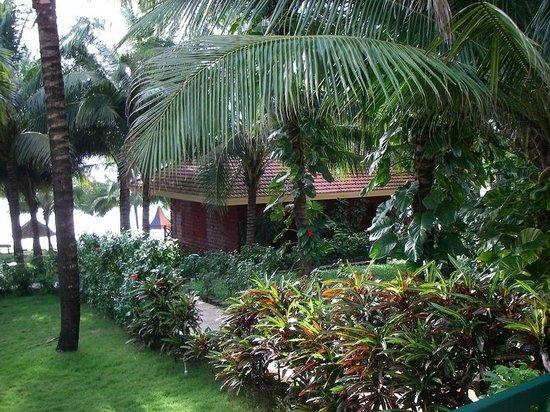 Saigon Phu Quoc Resort: территория