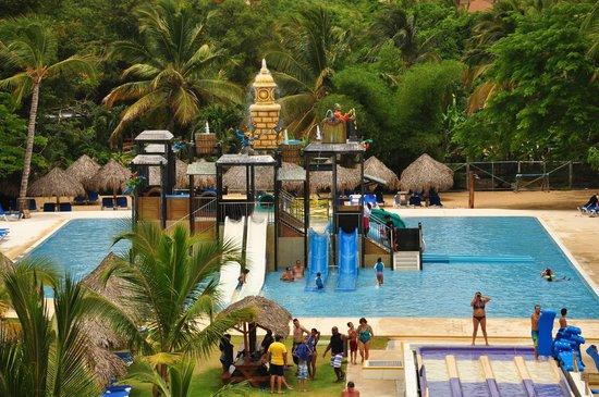 Sirenis Punta Cana Resort Casino & Aquagames : Aquagames