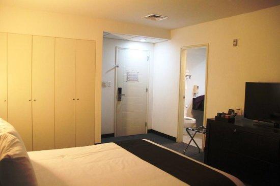 Costa del Sol Wyndham Lima Airport: Guest Room