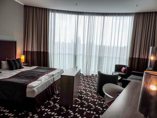 Mercure Hotel MOA Berlin: Suíte
