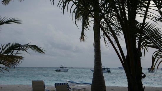 Meeru Island Resort & Spa : Wetter