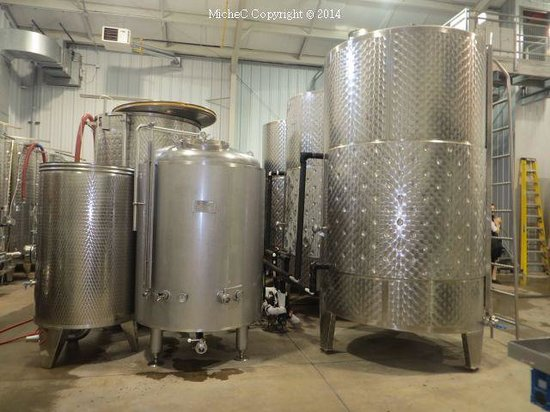 Huff Estates : winery tour