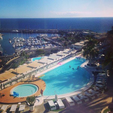 Marina Bayview: Sea views from the balcony