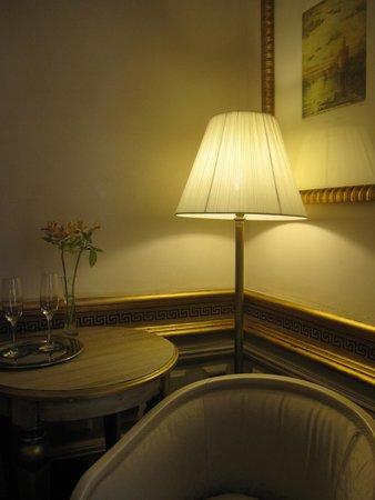 Hotel Casa 1800 Sevilla : kamer