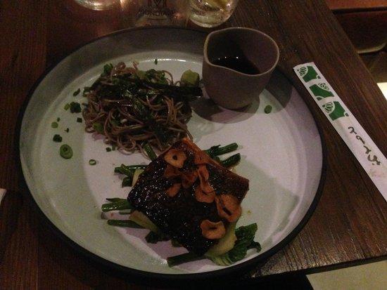 Mondiall: Salmon in Miso - Very Tasty