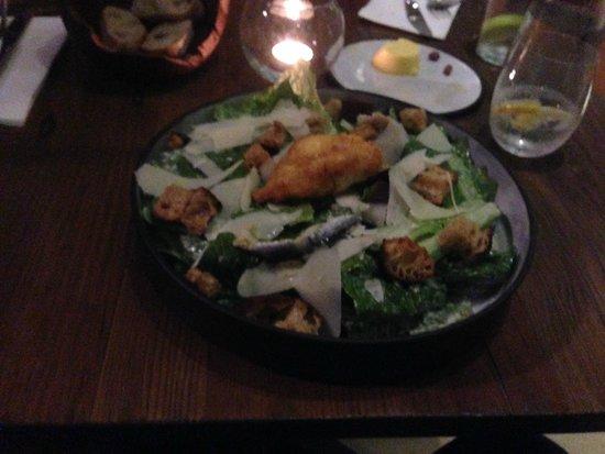 Mondiall: Caesar Salad