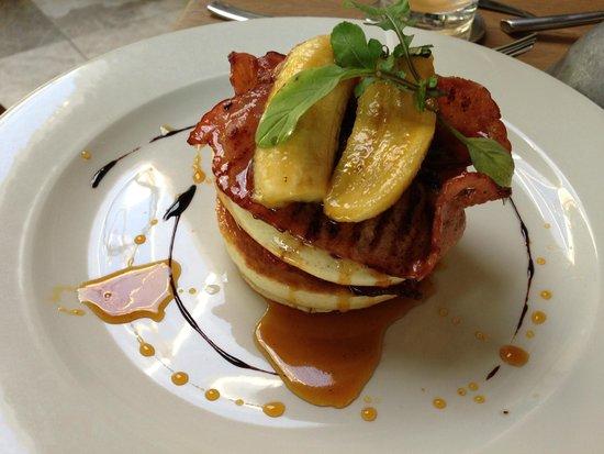 Kapama Karula: Café da manhã