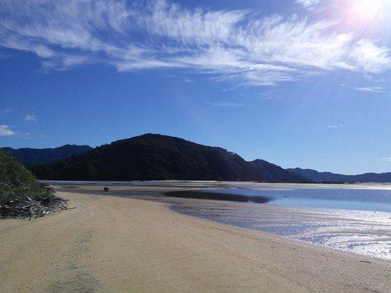 Abel Tasman Coast Track: Tasman