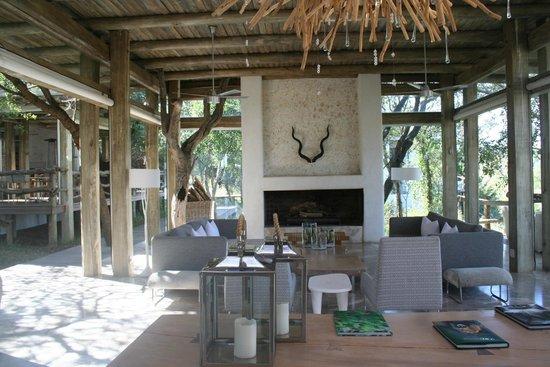 Kapama Karula : Lounge
