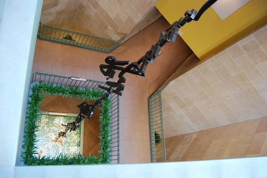 """Smithsonian Institution Freer Gallery of Art and Arthur M. Sackler Gallery: """"Monkeys Grasp for The Moon"""" by Xu Bing"""