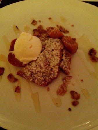 Cafe-Restaurant Rodin: Sobremeda torta de banana