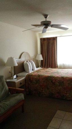 Madison Avenue Beach Club Motel: Room view