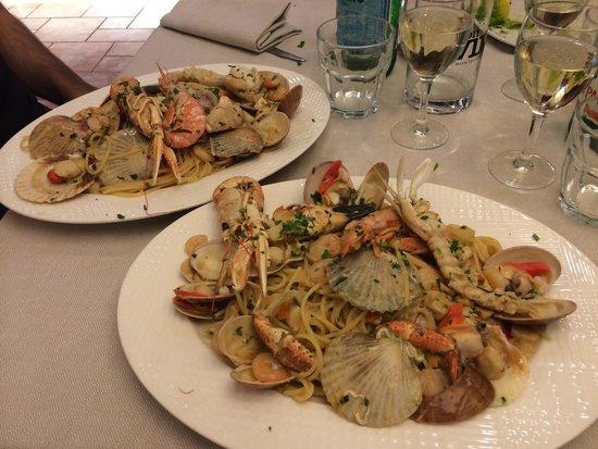 Ristorante Tempini : Spaghetti alla busera