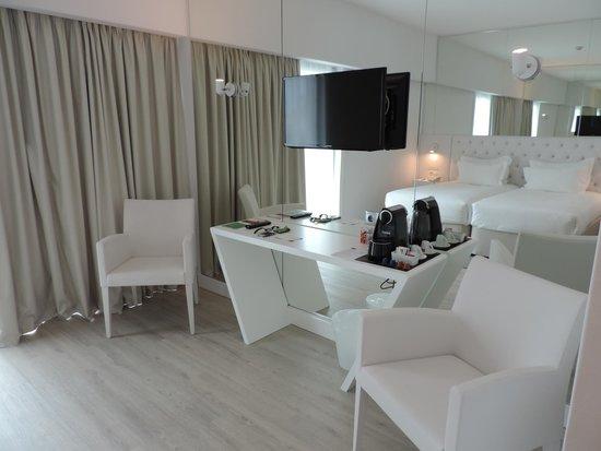 Lutecia Smart Design Hotel : Suíte