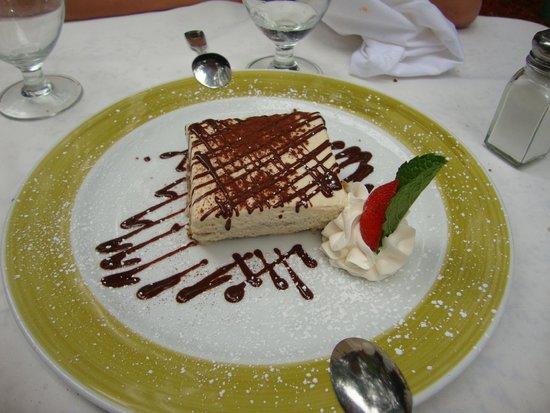 Villagio: Dolce al cioccolato