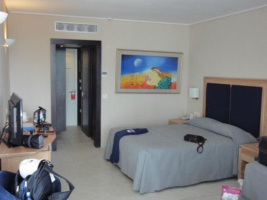 Kontokali Bay Resort and Spa: comfy bed